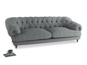 Extra large Bagsie Sofa in Armadillo Clever Softie