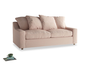 Medium Cloud Sofa in Pink clay Clever Softie