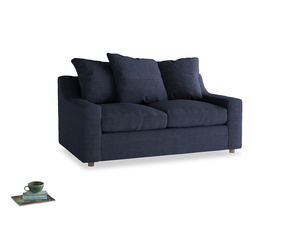 Small Cloud Sofa in Seriously Blue Clever Softie