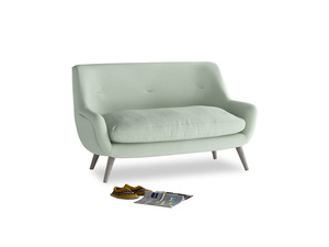 Small Berlin Sofa in Soft Green Clever Softie