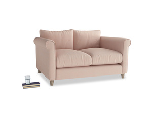 Small Weekender Sofa in Pink clay Clever Softie