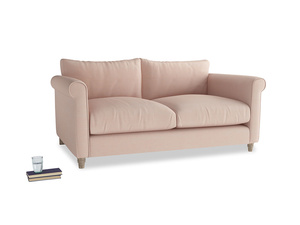 Medium Weekender Sofa in Pink clay Clever Softie