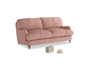 Small Jonesy Sofa in Blossom Clever Laundered Linen