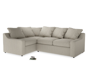 LLH Cloud Corner Sofa Bed Cut Out