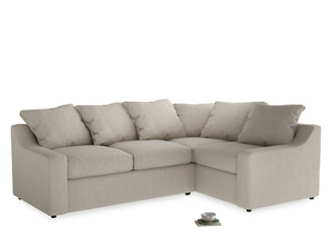 LRH Cloud Corner Sofa Bed Cut Out