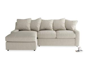LLH Cloud Chaise Sofa Cut Out