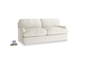 Medium Jonesy Sofa Bed in Chalky White Clever Softie