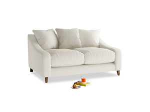 Small Oscar Sofa in Chalky White Clever Softie
