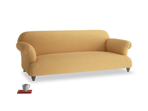 Large Soufflé Sofa in Honeycomb Clever Softie