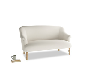 Medium Sweetie Sofa in Chalky White Clever Softie