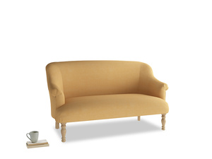 Medium Sweetie Sofa in Honeycomb Clever Softie