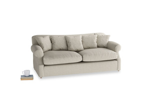 Thatch House Fabric Crumpet sofa bed LA