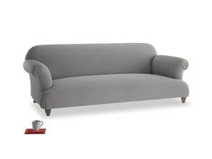 Large Soufflé Sofa in Cloudburst Bamboo Softie