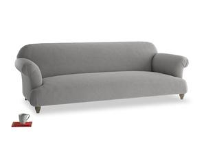 Extra large Soufflé Sofa in Cloudburst Bamboo Softie
