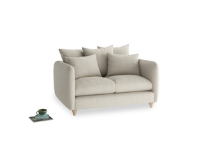 Small Podge Sofa in Thatch house fabric