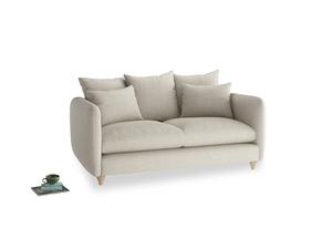 Medium Podge Sofa in Thatch house fabric