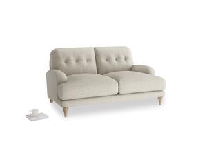 Small Sugar Bum Sofa in Thatch house fabric
