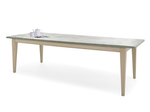 Extra Large Conker kitchen table
