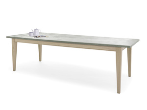 Large Conker kitchen table