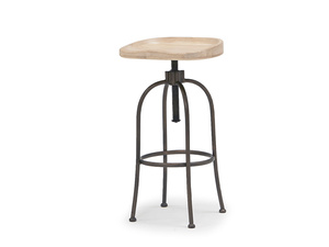 Tractor kitchen stools