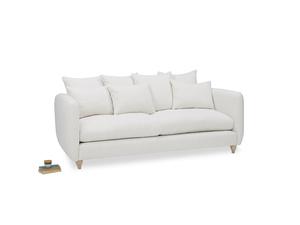 Podge comfy sofa with prop