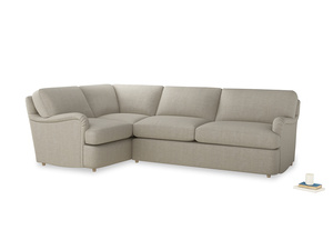 Thatch House Fabric Jonesy LA LH Corner sofa bed