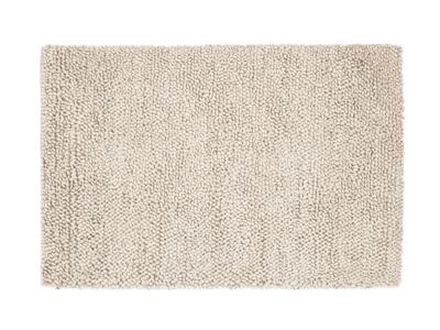 Medium Shaggy In Natural rug