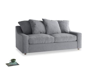 Medium Cloud Sofa Bed in Dove Grey Wool