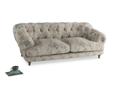 Large Bagsie Sofa in Pink vintage rose