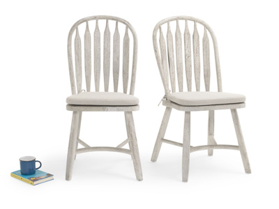 Pair of Bossy kitchen chairs