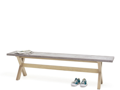 Medium Budge kitchen bench