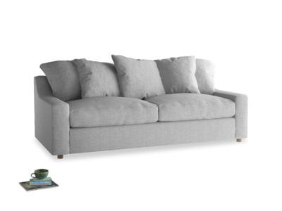 Large Cloud Sofa in Cobble house fabric