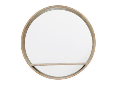Hula mirror