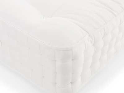 Breathable and comfortable Top Dog best pocket sprung mattress