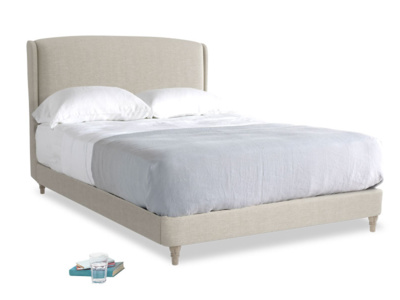 Dazzler upholstered contemporary luxury bed