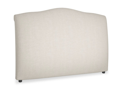 Upholstered Frenchie handmade stylish French headboard