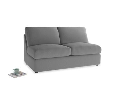 Chatnap Sofa Bed in Gun Metal brushed cotton