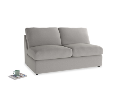 Chatnap Storage Sofa in Wolf brushed cotton