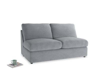 Chatnap Storage Sofa in Dove grey wool