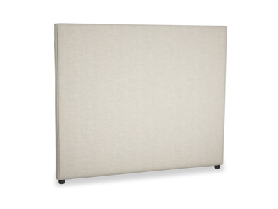 Boutique style contemporary upholstered Tall Piper headboard