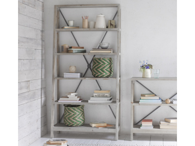 Big Mucker British made industrial style shelves