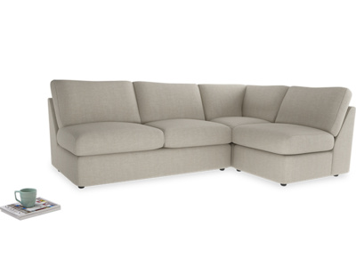 Chatnap modular comfy corner sofa bed with storage
