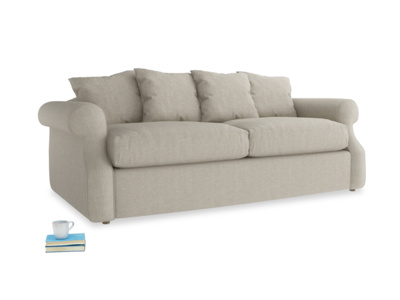 Contemporary Sloucher double sofa bed