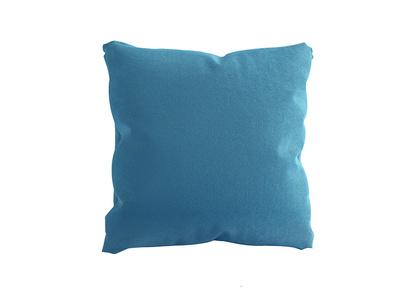 Classic Scatter in Teal Blue plush velvet