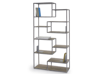 Tickety shelves
