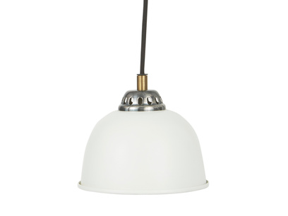 Gaston Pendant light in white