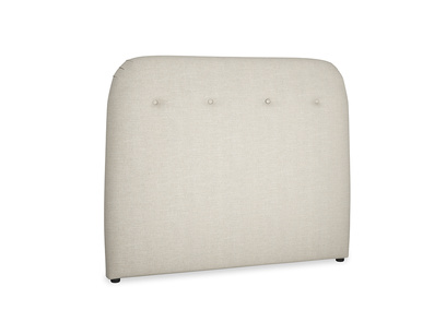 Double Napper Headboard in Thatch house fabric