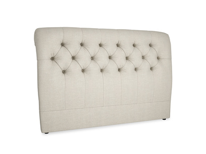 Dozer curved chesterfield headboard