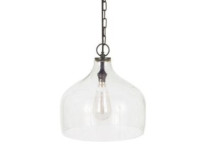 Medium Cowbell Pendant light