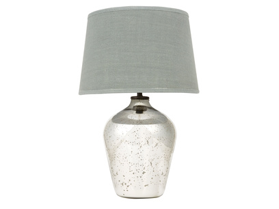 Small Brekka Table Lamp with Sea Salt shade